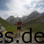Der zweite Gipfel ist genommen. Ein kurzes Foto muss sein. Copyright: Daniel Katzberg