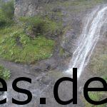 Einfach mal an einem Wasserfall vorbeilaufen. Wer macht das schon? Copyright: Daniel Katzberg