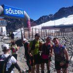 Geschafft. Wir sind auf knapp 3000 m Höhe empor geklettert und sind happy. Copyright: werun4fun.de