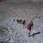 Auf knapp unter 3000 m Höhe gibt es nur noch Felsen. Copyright: werun4fun.de