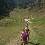 Wir sind in Italien (Südtirol) angekommen und erhalten erste wunderschöne Eindrücke. Dieses Bild entstand zwischen VP 2 und VP 3. Copyright: werun4fun.de