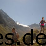 Es geht bergab nach Sölden bei Km 20,7 km. Fotografiert von Sportograf