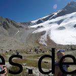 Bei Km 13,2 der 3. Etappe auf ca. 2750 m Höhe machen wir eine Kurze Pause. Hinter uns ist der Berg mit den letzten gut 200 Höhenmeter die uns noch fehlen. Copyright: Daniel Katzberg