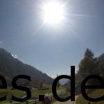 Wir passieren ein kleines Dort in Südtirol. Mir Gefiel die Kapelle so sehr. Copyright: Daniel Katzberg