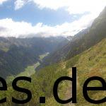 Der Weg ist das Ziel beim Transalpine-Run. 3. Etappe. Km 38,6. Copyright: Daniel Katzberg