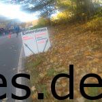 Bei Km 21 wurde die Streckentrennung angekündigt. Zeit zum einordnen. Copyright: Daniel Katzberg