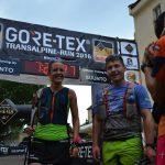 Wir haben den Transalpine-Run beendet. Wir haben es geschafft, welch Freude. Copyright: werun4fun.de