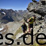 Seit dem ich eine Höhe von 2850 m erreichte, musste ich sehr kämpfen, da ich einige Probleme mit der dünneren Luft hatte. Fotografiert von Sportograf