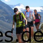 """Es ist für mich ein """"Herr der Ringe - Die Gefährten"""" - Bild. Eines der tollsten Bilder vom Transalpine-Run. 4. Etappe, km 20,7. Fotografiert von Sportograf."""