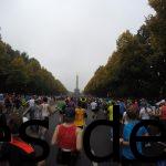 Es geht los! Dieses Bild entstand wenige Meter nach dem Start. (Copyright: Daniel Katzberg)