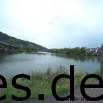 Bei Km 099,5 fließt die Tauber in den Main. (Copyright: Daniel Katzberg)