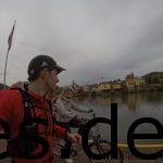 Nach 099,6 Km, kurz nach der Tauber-Main Mündung ist Sina immer zusammen. Sie war da, bis zum Ziel. (Copyright: Daniel Katzberg)
