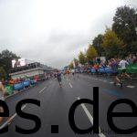 Noch 200 m bis zum Ziel. Km 42 ist passiert und der Lauf ist somit fast zu Ende. (Copyright: Daniel Katzberg)