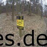 Nach 7 km ist die vierte Klippe erreicht. (Copyright: Daniel Katzberg)