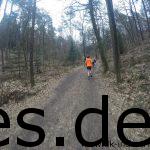 Km 16,5 und das Ende der siebten Klippe ist in Sicht. (Copyright: Daniel Katzberg)
