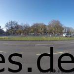 Ein Eindruck vom Start des Hannover Marathons, um kurz nach 9 Uhr. (Copyright: Daniel Katzberg)