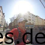 Meine Verfassung nach 13 Km. (Copyright: Daniel Katzberg)