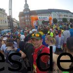 Ein Selfie, wenige Sekunden vor dem Start. (Copyright: Daniel Katzberg)