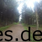 Bei Km 62 gibt es gemeinsames Wandern. (Copyright: Daniel Katzberg)