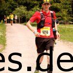 Wahre Gefühle nach Stunden des Laufens. (Fotografiert von Foto Team Müller)