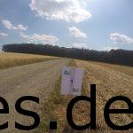 Nur noch ein Kilometer ... (Copyright: Daniel Katzberg)
